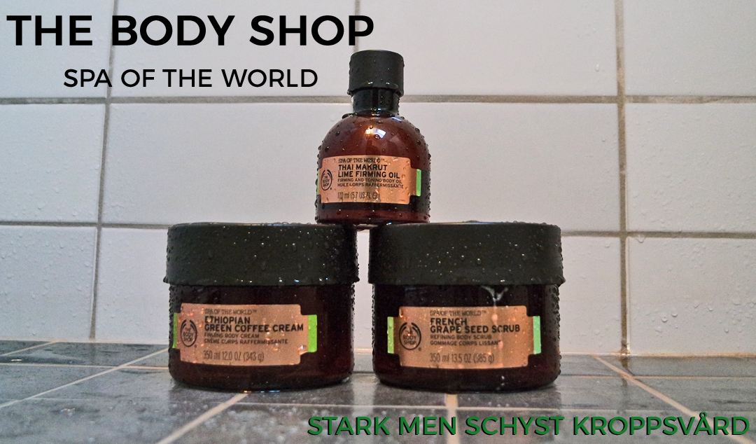 Förbered kroppen för semester med The Body Shop