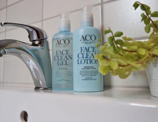 Ny rengöringsrutin med ACO