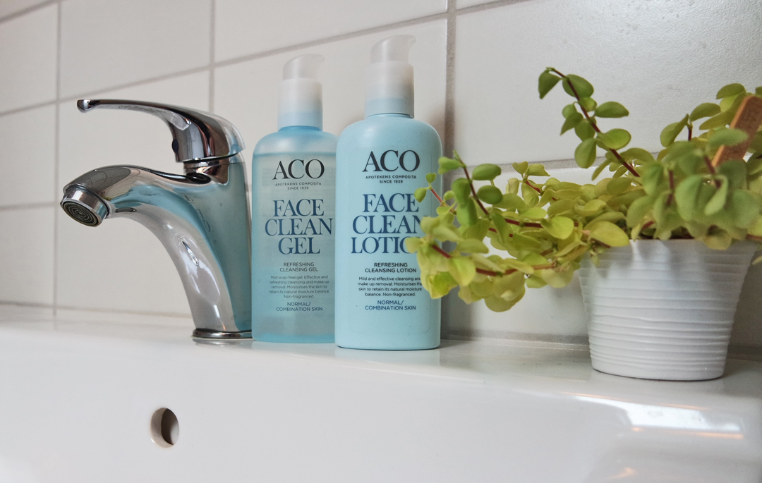 aco face refreshing cleansing lotion