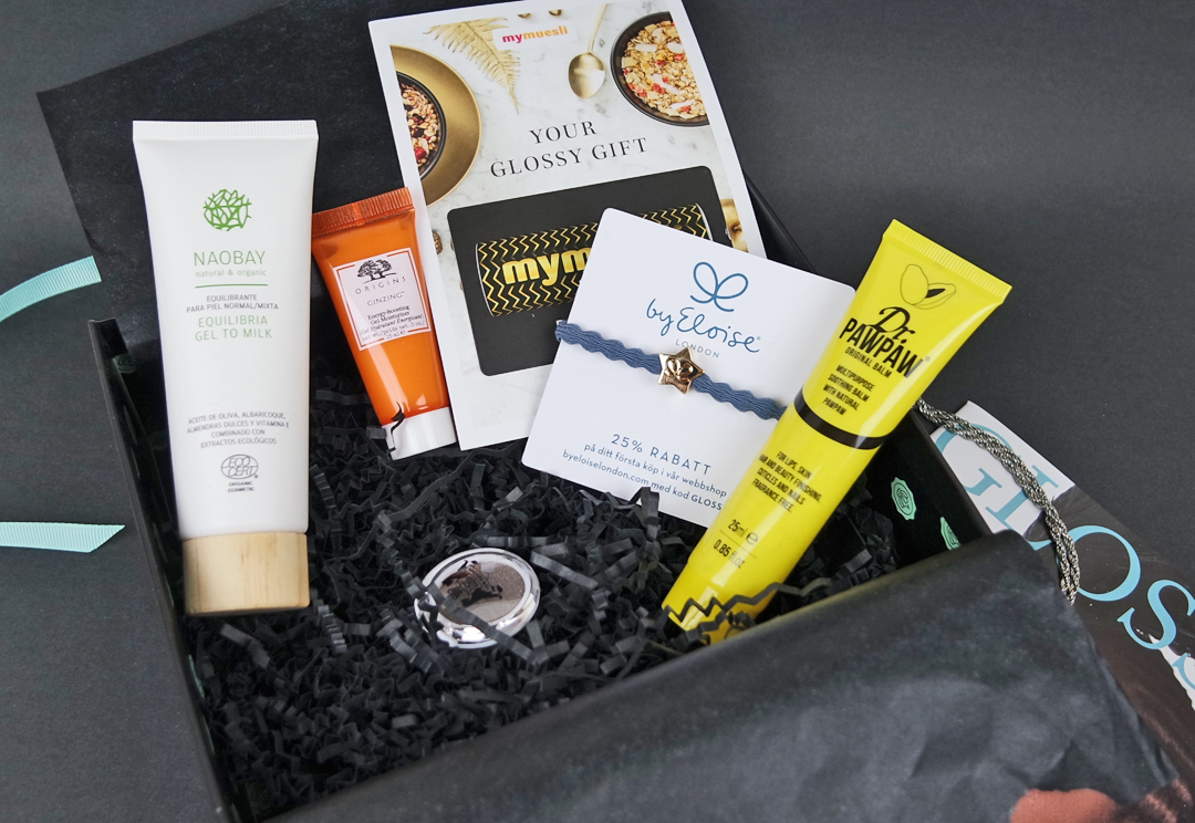 Glossybox The Autumn Effect