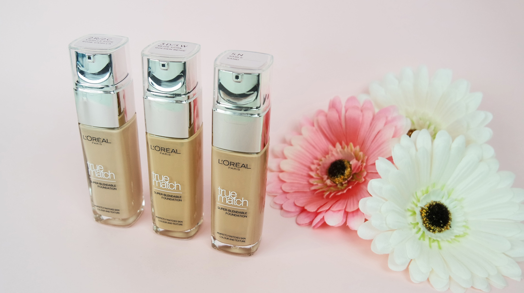 L'oréal Paris - True Match Foundation