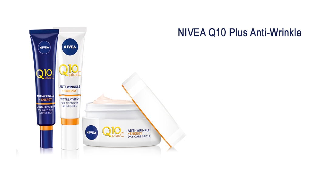 NIVEA Q10 Plus Anti-Wrinkle