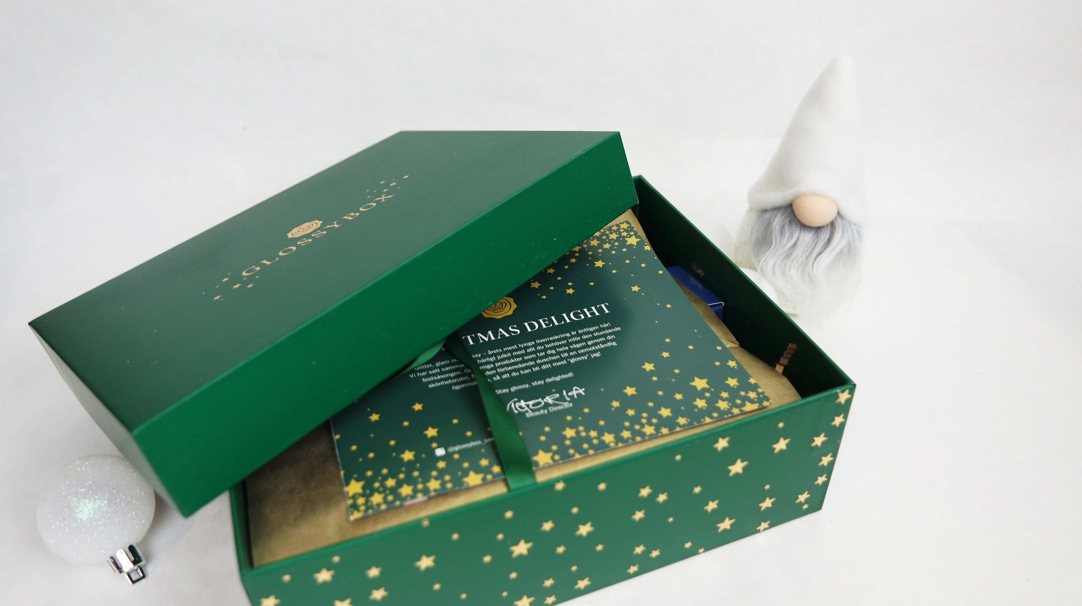 Christmas Delight - Glossybox