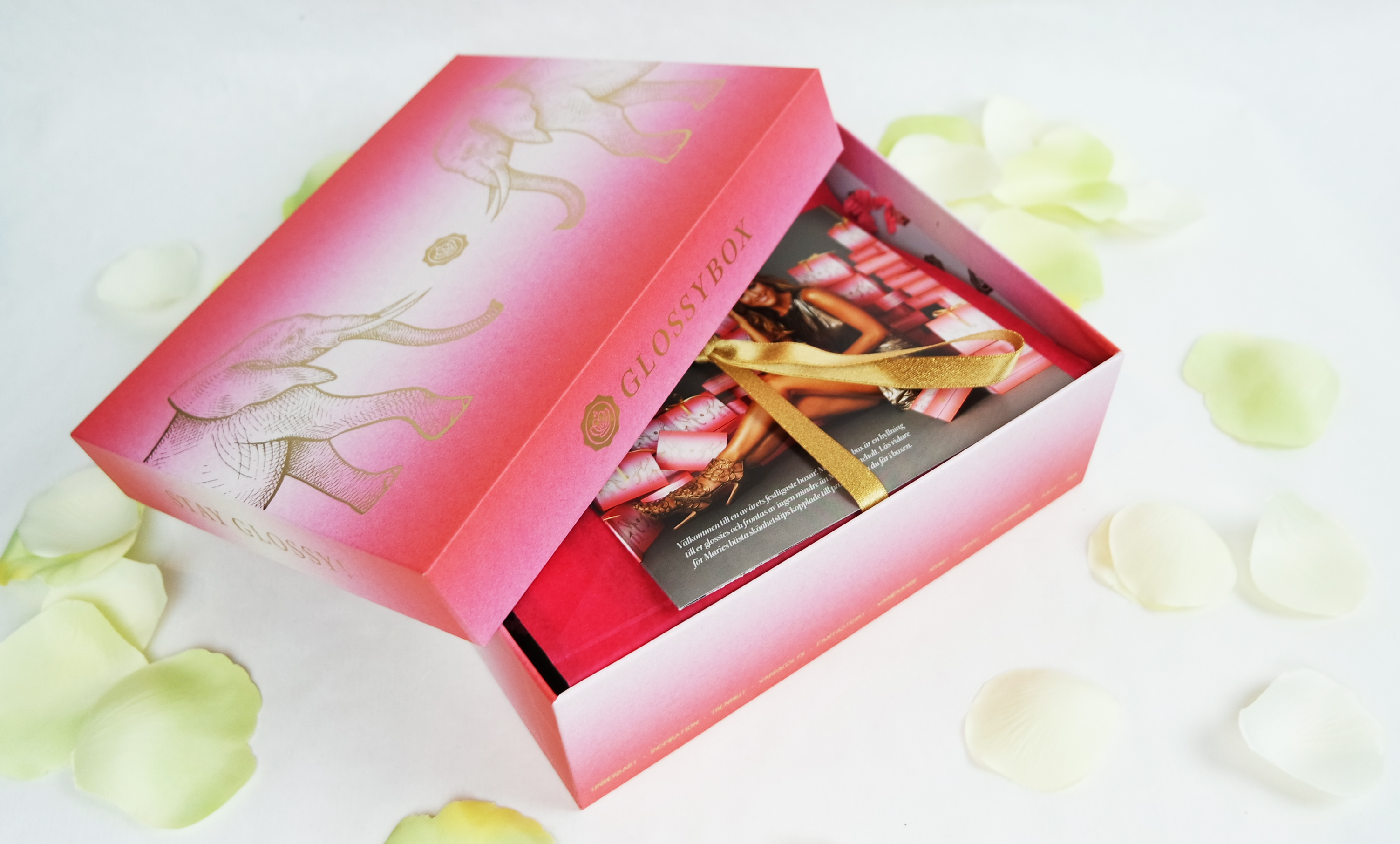 Glossybox The Pink Power box