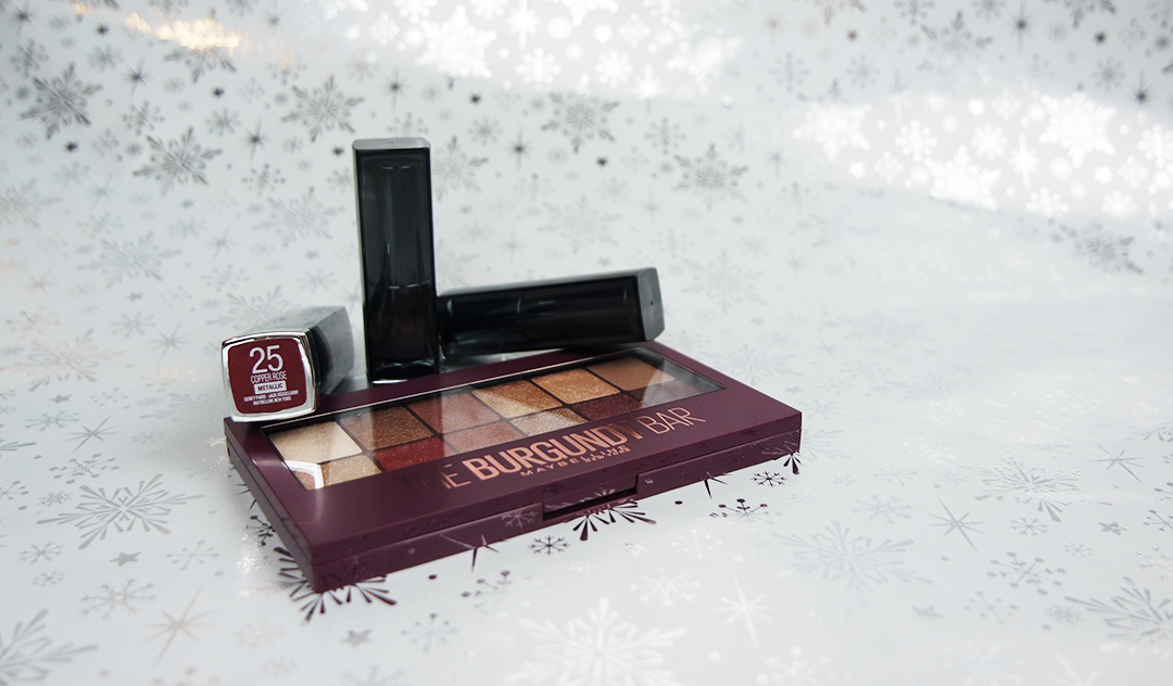 Maybelline Christmas Collection