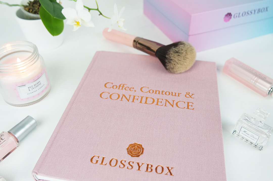 """Tävling"" Coffee, Contour & Confidence - Glossybox"