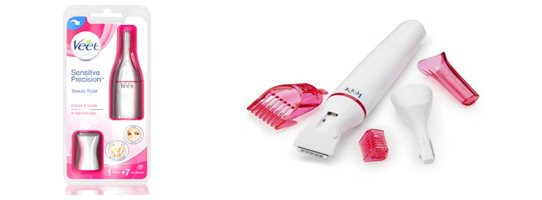 Produkten du inte behöver - Veet Sensitive Precision Beauty Styler-1