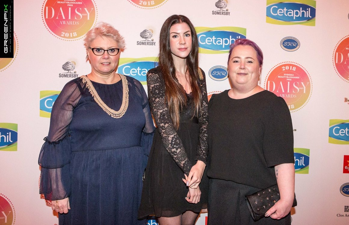 Tillbakablickar på Daisy Beauty Awards 2018