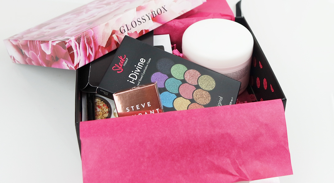 Glossybox Beauty Crush