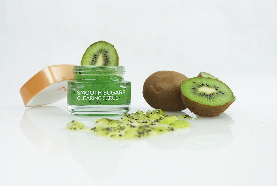 L'oréal Smooth Sugars Clearing scrub - Purifies, cleanses Blackheads