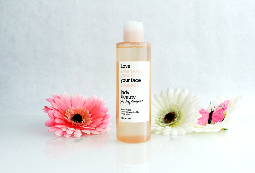 Love your freshness - Refreshing Water Lily Facial Toner