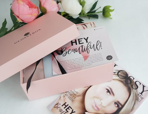 Glossybox Hey Beautiful!