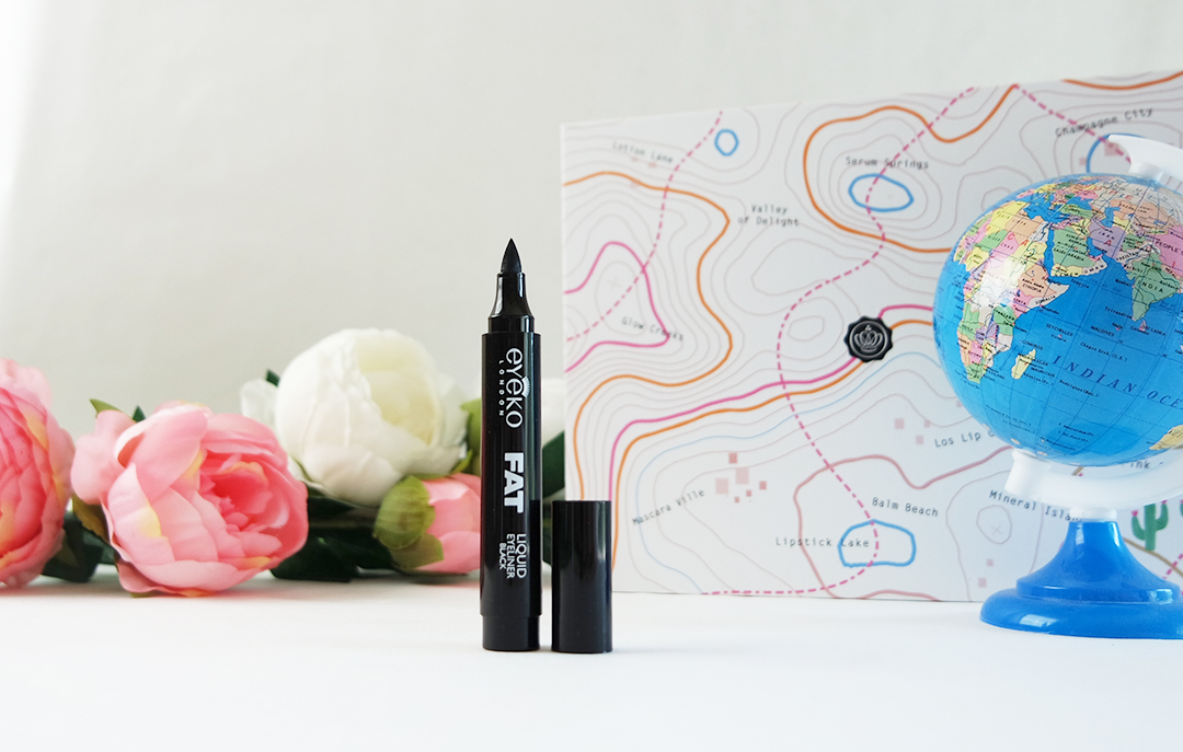 Glossybox - The Map box