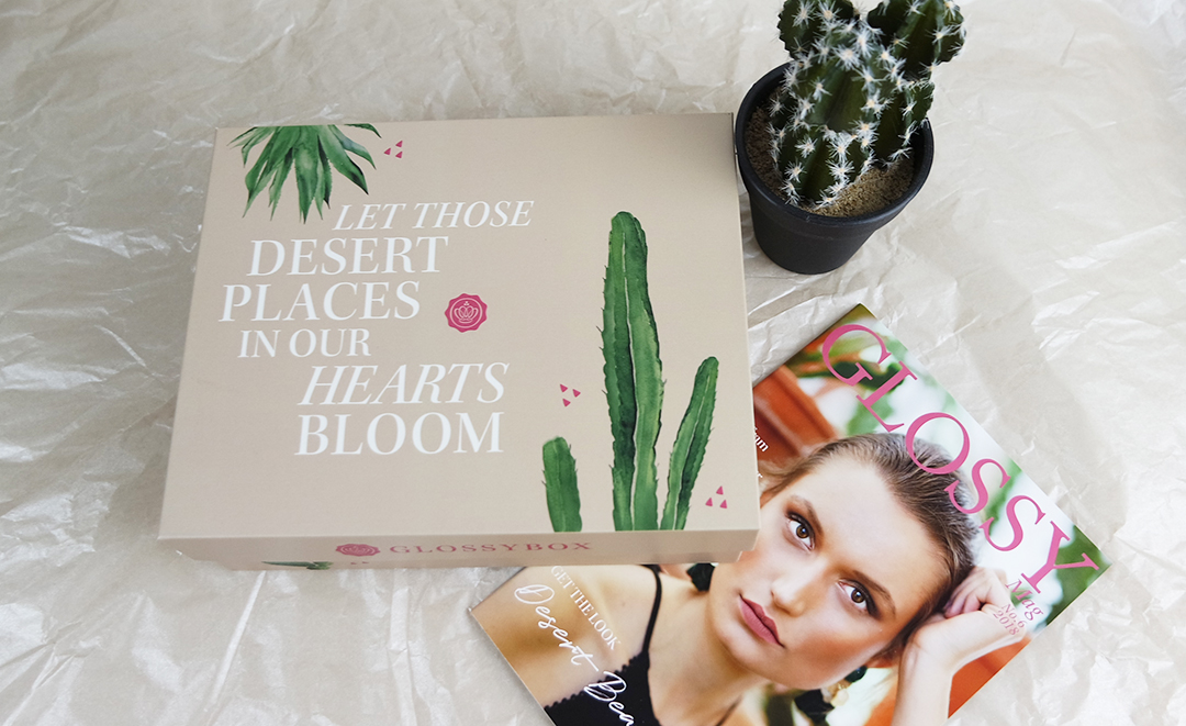 Glossybox - Desert Dreams
