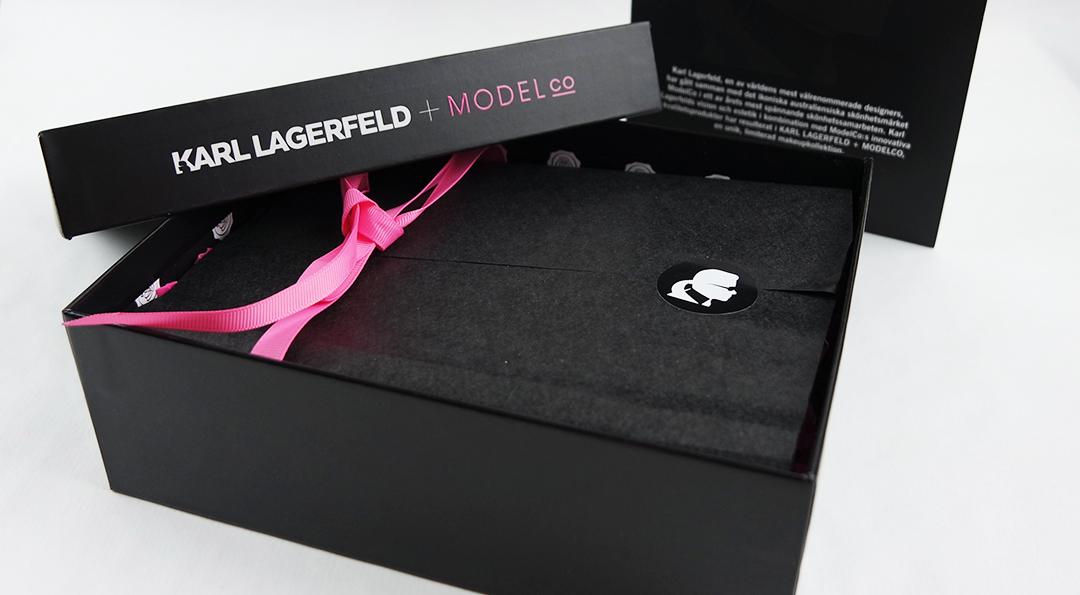 Glossybox - Karl Lagerfeld + Model Co