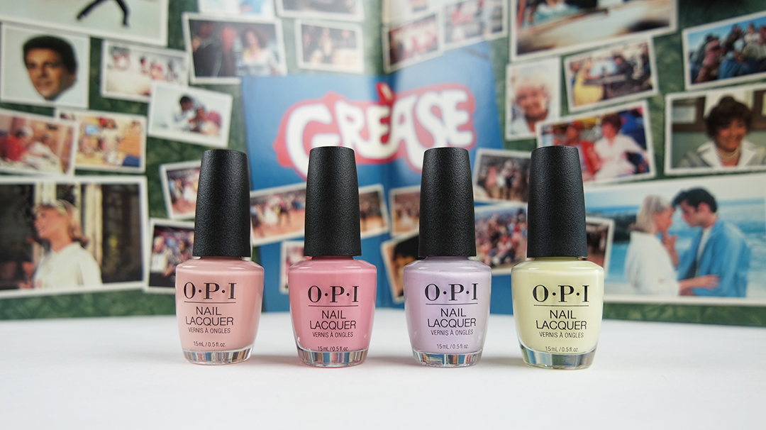 OPI x Grease - are you hopelessly devoted?