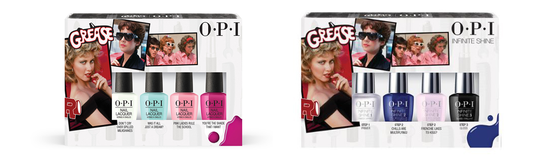OPI x Grease