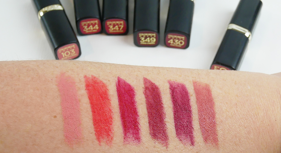 L'oréal Paris Color Riche Matte Addiction