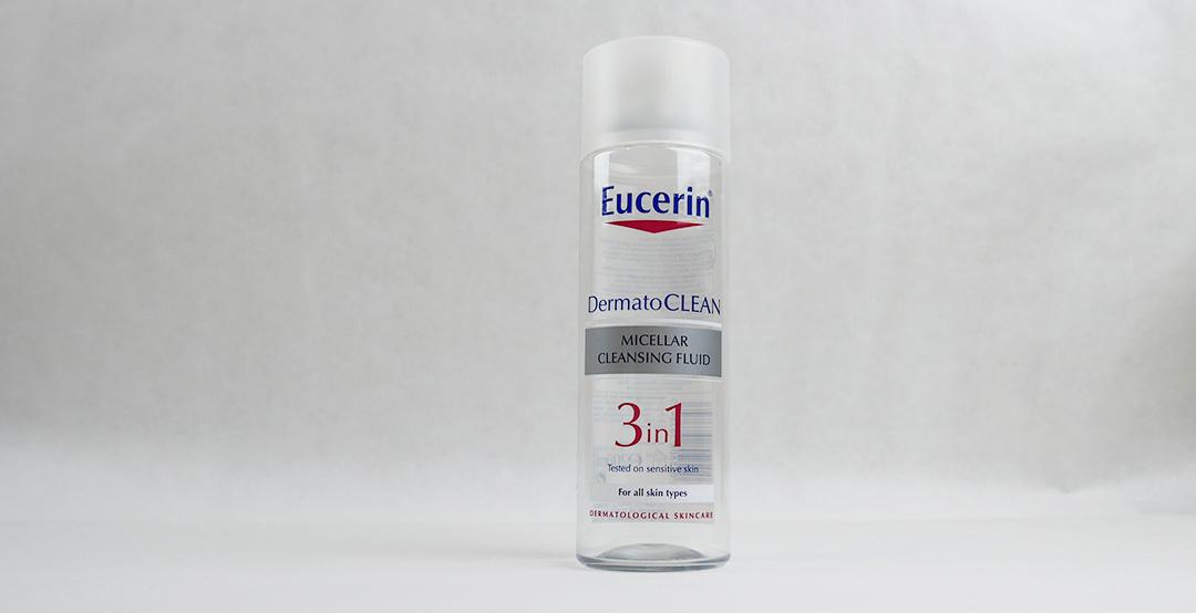 Eucerin DermatoCLEAN 3 in 1 Cleansing Fluid