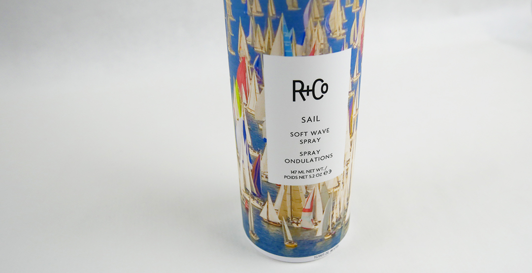 R+Co Sprays & Oils Sail Soft Wave Spray