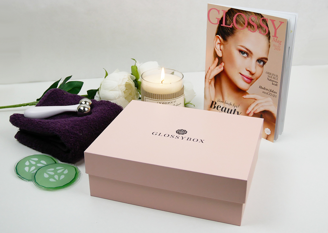 Glossybox Beauty Spa