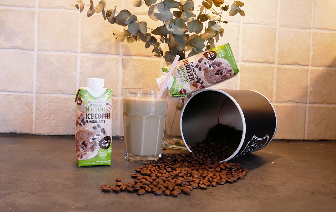 Nutrilett Ice Coffee Almond Latte