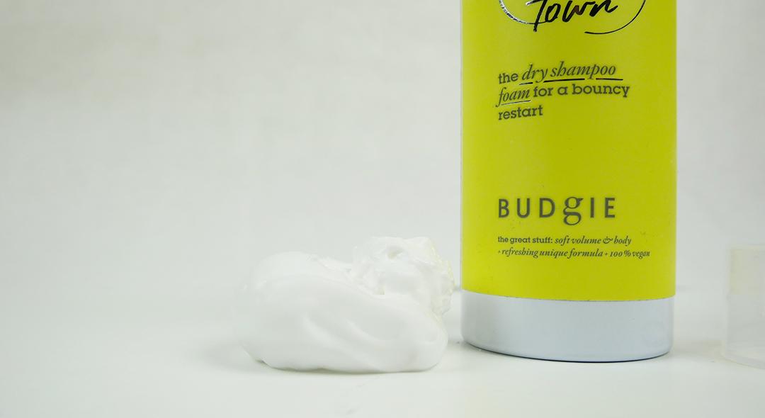 Budgie - Dry Shampoo Foam