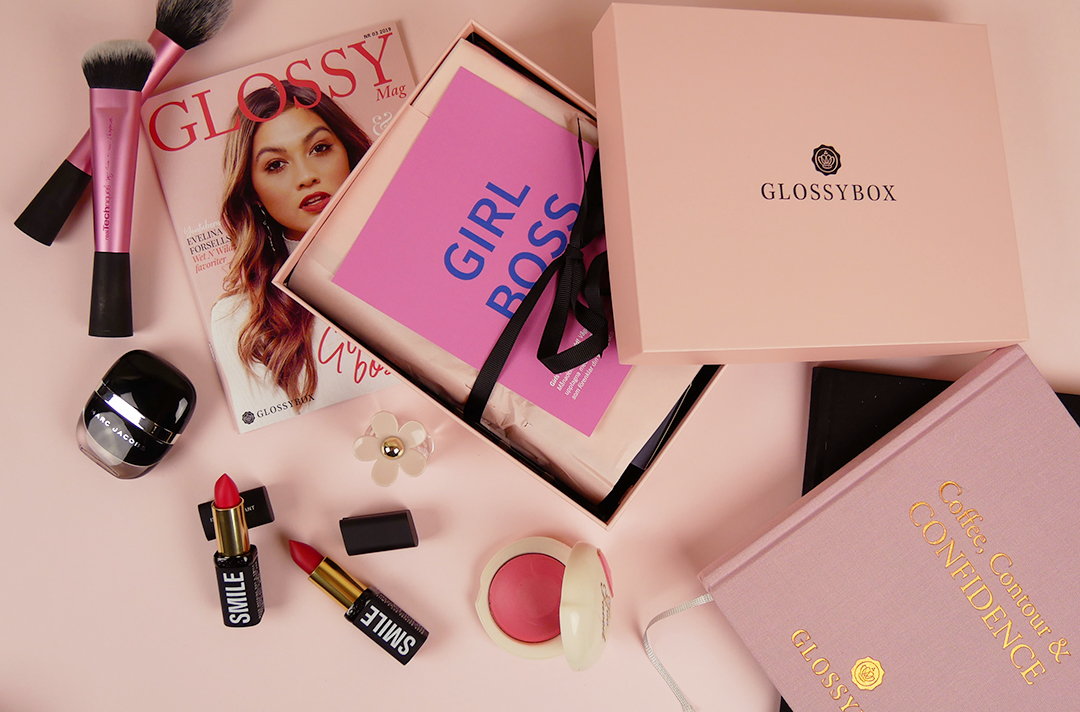 Glossybox - Girl boss