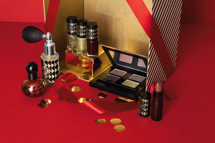 The Body Shop - Winter Trend
