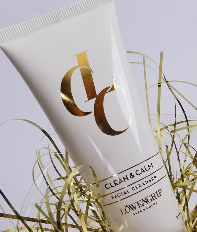 Löwengrip Care & Color - Clean & Calm Facial Cleanser