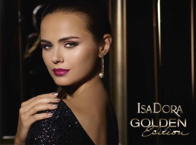 isadora golden edition