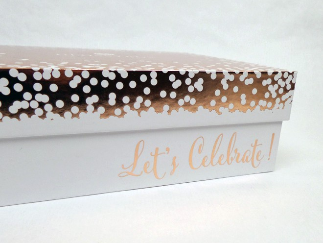 Glossybox - Let´s celebrate