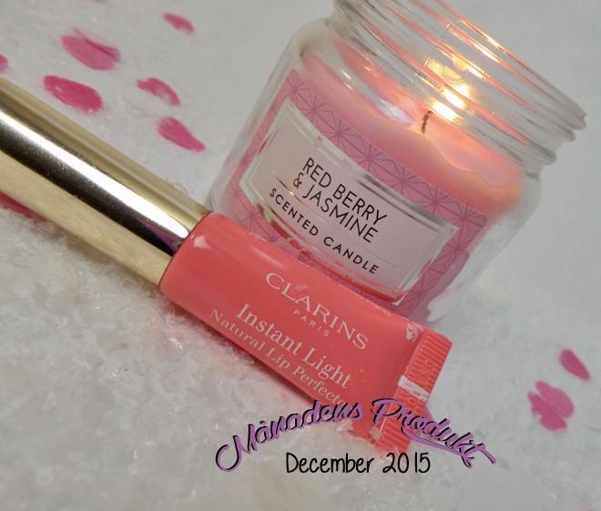Månadens Produkt - Clarins Instant Light Natural Lip Perfector