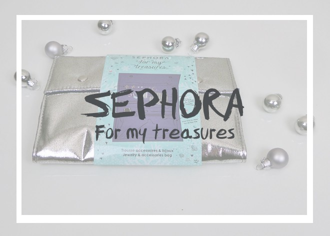 Sephora Travel bag