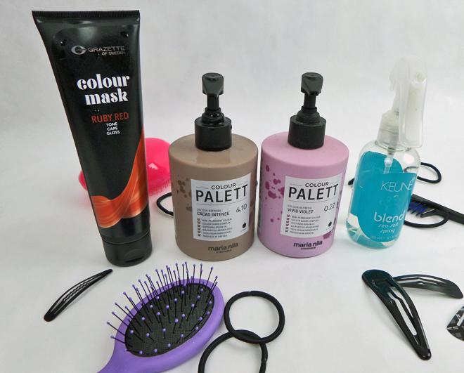 Skönhetsprodukter 2015 - Hårstyling