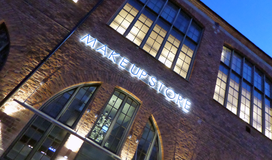 Make Up Store SS16 – Beauty Show