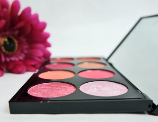 Makeup Revolution - Ultra Blush And Contour Palette