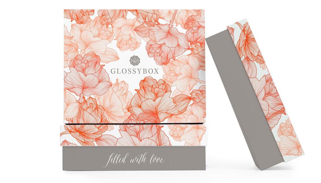 Årets lyxiga Mors dag box från Glossybox