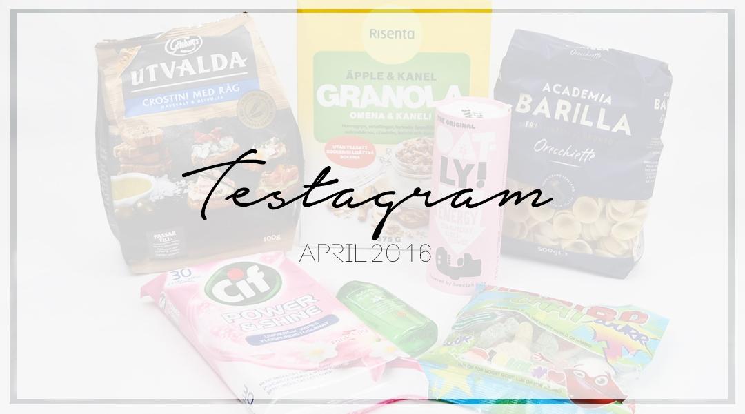 Testagram April