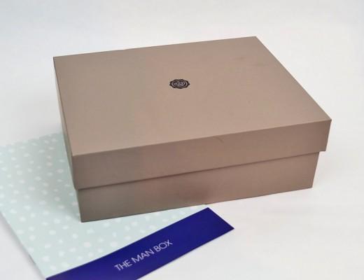 The Man Box - April
