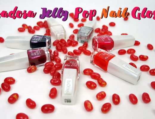 Isadora Jelly Pop Nail Gloss