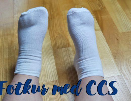 Fotkur med CCS