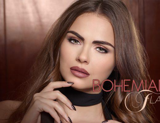 IsaDora Autumn Make-up 2016 Bohemian Flair