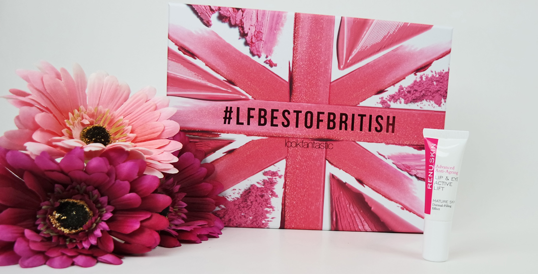 Lookfantastic Best of British