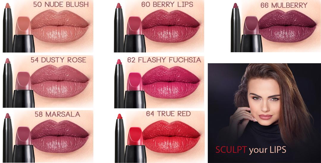 Isadora Bohemian Flair Sculpt Your Lips
