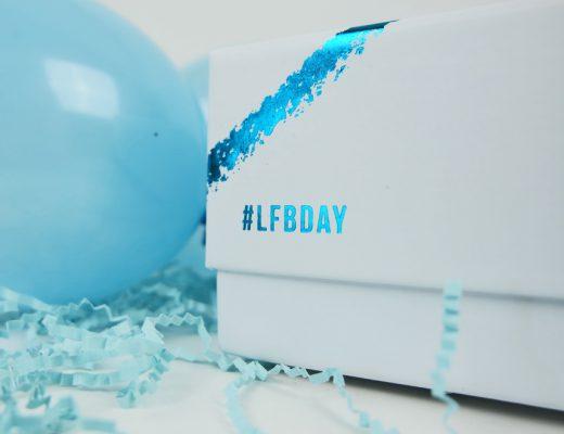 Lookfantastic September The Birthdaybox