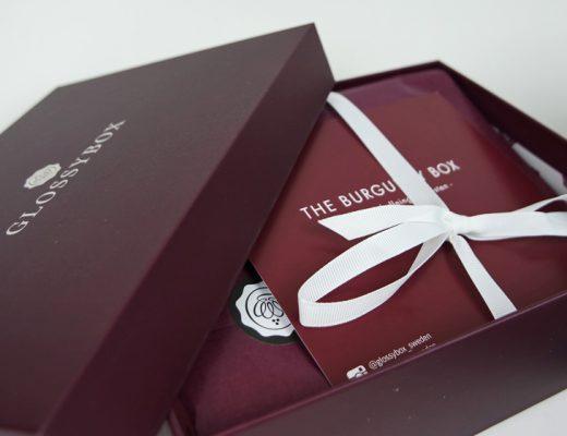 The Burgundy Box en hyllning till hösten