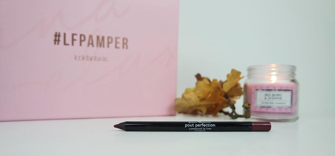 Lookfantastic The #LFPamper Edition