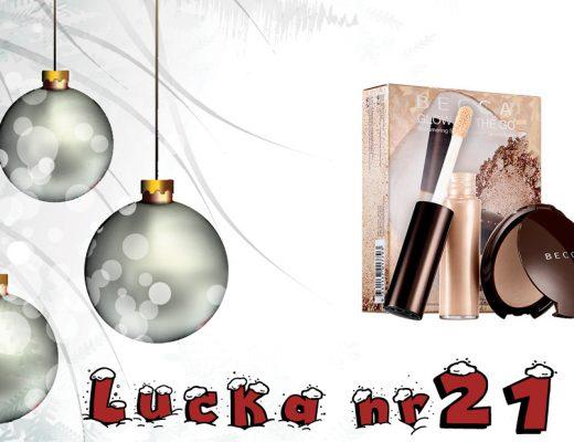 Adventskalender 2016 Lucka 21 – Becca Glow on the go