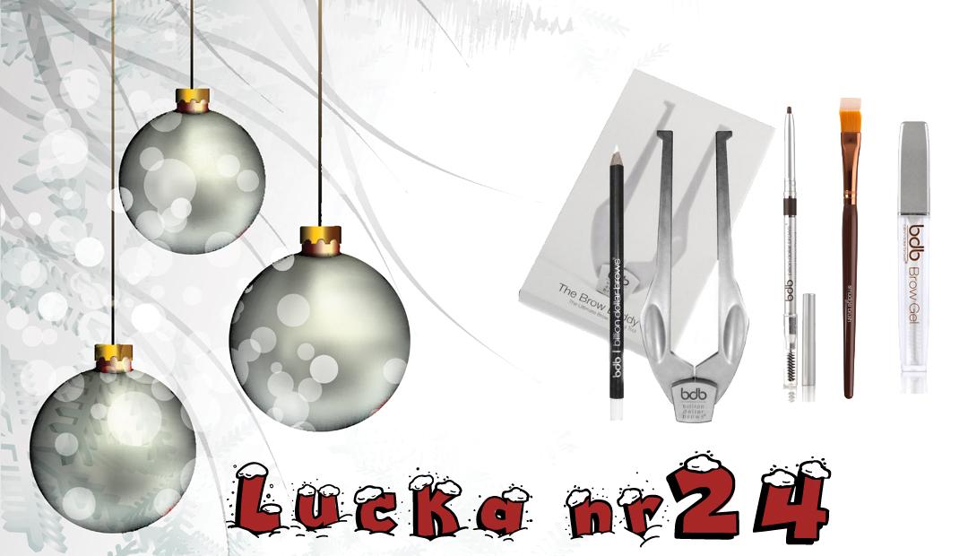 Adventskalender 2016 Lucka 24 – Billion Dollar Brows
